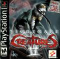 Nightmare Creatures II PlayStation Front Cover