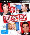 Truth or Lies PlayStation 3 Front Cover