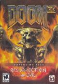DOOM³: Resurrection of Evil Windows Front Cover