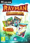 Rayman Collection Windows Front Cover