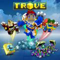 Trove: Vanguardian Super Pack PlayStation 4 Front Cover