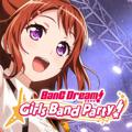 BanG Dream! Girls Band Party! iPad Front Cover