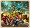 Dillon's Dead-Heat Breakers Nintendo 3DS Front Cover
