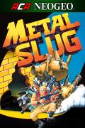 Metal Slug: Super Vehicle - 001 Xbox One Front Cover