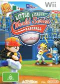 Little League World Series Baseball 2008 Wii Front Cover