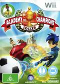 Academy of Champions: Soccer Wii Front Cover