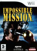 Impossible Mission Wii Front Cover