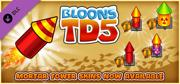 Bloons TD 5: Fireworks Mortar Tower Skin Macintosh Front Cover