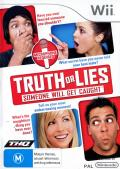 Truth or Lies Wii Front Cover