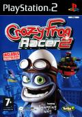 Crazy Frog Arcade Racer PlayStation 2 Front Cover