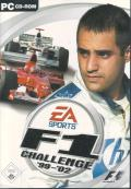 F1 Career Challenge Windows Front Cover