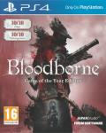 Bloodborne: Game of the Year Edition PlayStation 4 Front Cover
