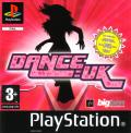 Dance:UK PlayStation Front Cover