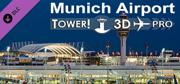 Munich Airport: Tower! 3D Pro Windows Front Cover