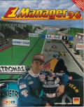 F1 Manager DOS Front Cover