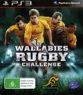 Jonah Lomu Rugby Challenge PlayStation 3 Front Cover