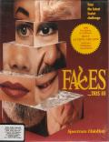Faces ...tris III DOS Front Cover