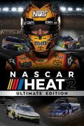 NASCAR Heat 2: Ultimate Edition Xbox One Front Cover