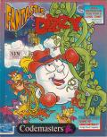 The Fantastic Adventures of Dizzy DOS Front Cover