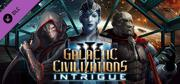 Galactic Civilizations III: Intrigue Windows Front Cover