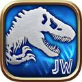 Jurassic World: The Game iPad Front Cover