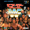 WWF Rage in the Cage SEGA CD Front Cover