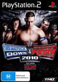WWE Smackdown vs. Raw 2010 PlayStation 2 Front Cover