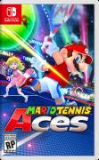 Mario Tennis Aces Nintendo Switch Front Cover 2nd version
