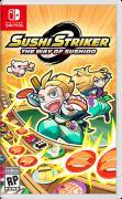 Sushi Striker: The Way of Sushido Nintendo Switch Front Cover