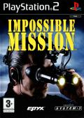 Impossible Mission PlayStation 2 Front Cover