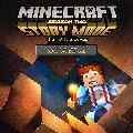 Minecraft: Story Mode - Season Two: Episode 4 - Below the Bedrock PlayStation 4 Front Cover