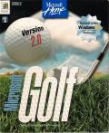 Microsoft Golf 2.0 Windows Front Cover