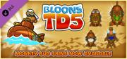 Bloons TD 5: Steampunk Monkey Sub Skin Macintosh Front Cover