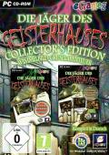 Die Jäger des Geisterhauses: Collector's Edition Windows Front Cover
