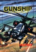Gunship DOS Front Cover
