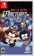 South Park: The Fractured But Whole Nintendo Switch Front Cover 1st version