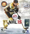 NHL 15 Xbox One Front Cover w/ stickers