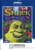 Shrek: Swamp Fun with Early Math Windows Front Cover