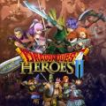 Dragon Quest Heroes II PlayStation 4 Front Cover
