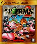Worms 2 Windows Front Cover