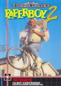Paperboy 2 Genesis Front Cover