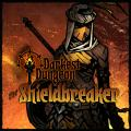 Darkest Dungeon: The Shieldbreaker PlayStation 4 Front Cover