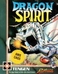 Dragon Spirit Amstrad CPC Front Cover
