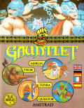 Gauntlet Amstrad CPC Front Cover