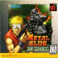 Metal Slug 1st Mission Neo Geo Pocket Color Front Cover