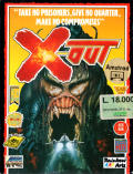 X-Out Amstrad CPC Front Cover