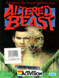 Altered Beast Amstrad CPC Front Cover