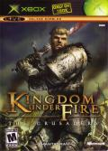 Kingdom Under Fire: The Crusaders Xbox Front Cover