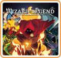 Wizard of Legend Nintendo Switch Front Cover 1st version