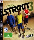 FIFA Street 3 PlayStation 3 Front Cover